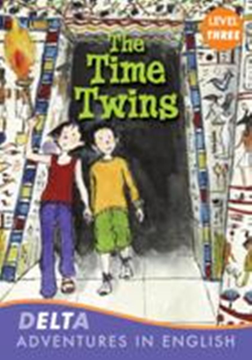 DELTA Adventure Readers 3: The Time Twins [with Audio CD(x1)] driscoll l cambridge english skills real reading 3 with answers