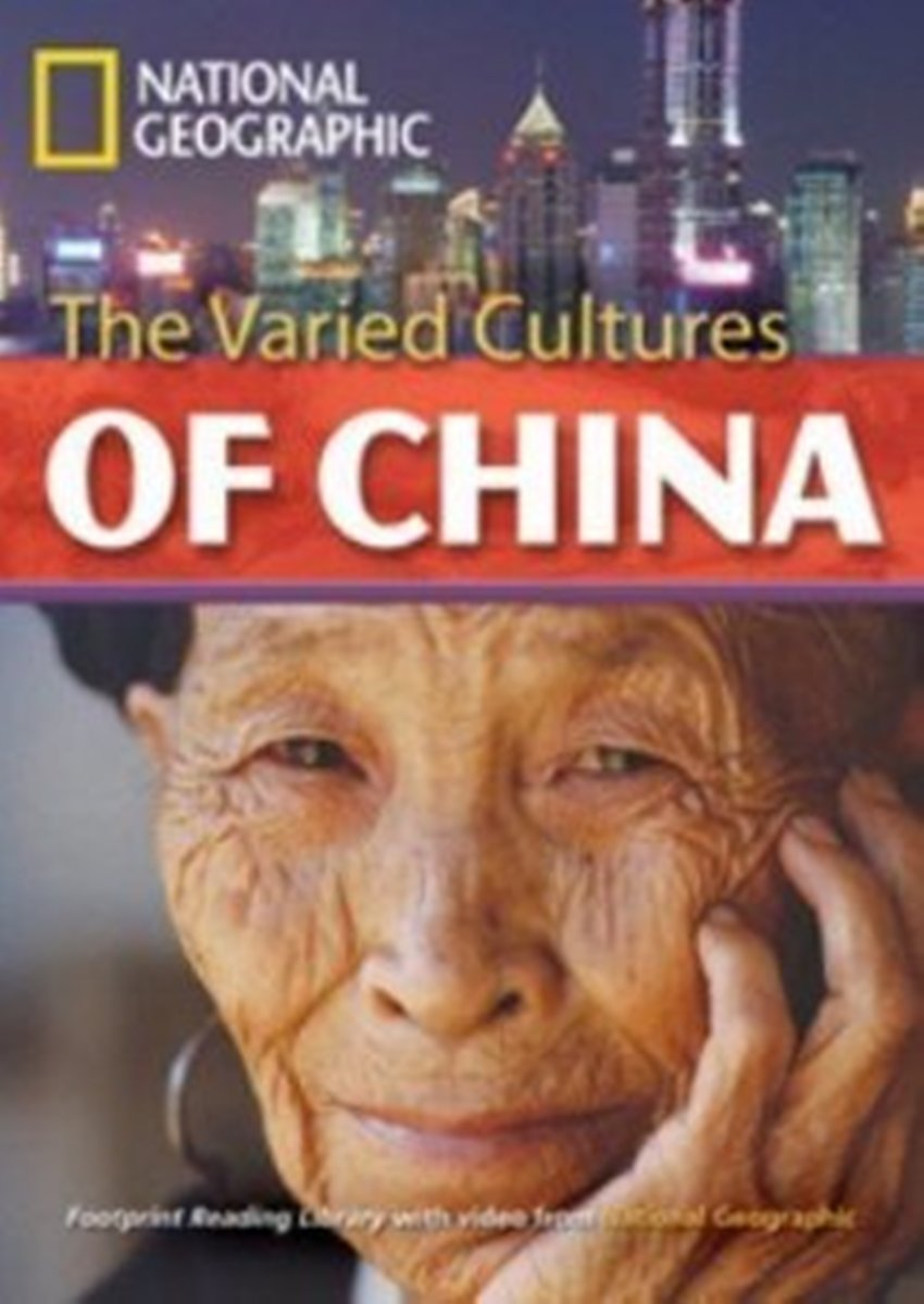 Footprint Reading Library 3000: Varied Cultures of China footprint reading library 3000 mars on earth