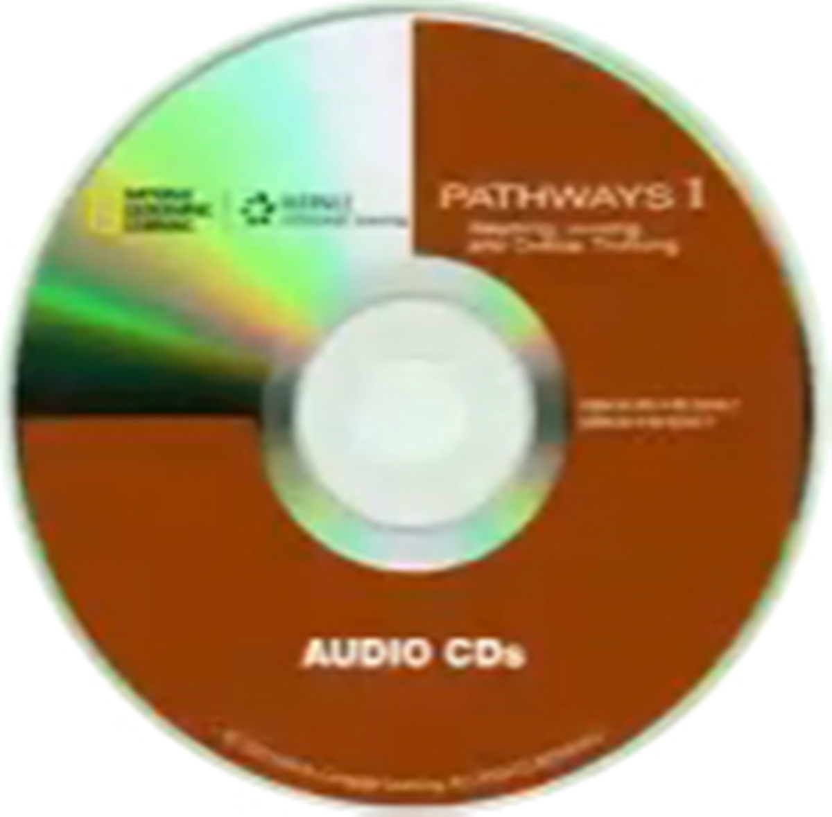 Pathways Reading and Writing 1 Audio CD