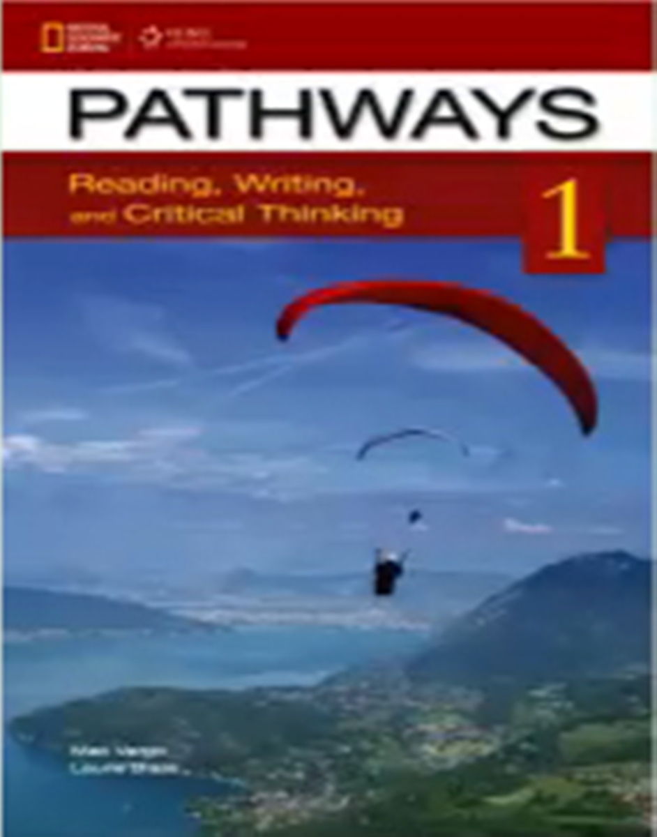 Pathways Reading and Writing 1 Student Book/Workbook Code straight to advanced digital student s book pack internet access code card