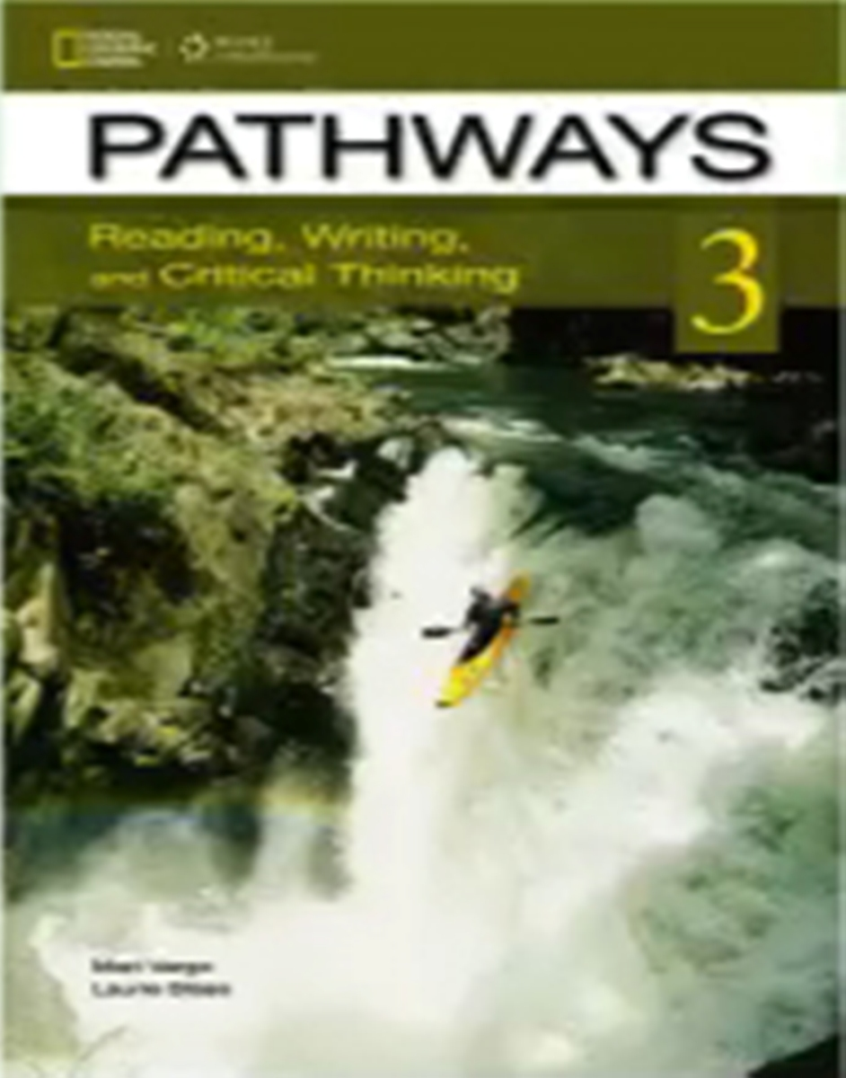 Pathways Reading and Writing 3 Student Book/Workbook Code chin p reid s wray s yamazaki y academic writing skills 3 student s book