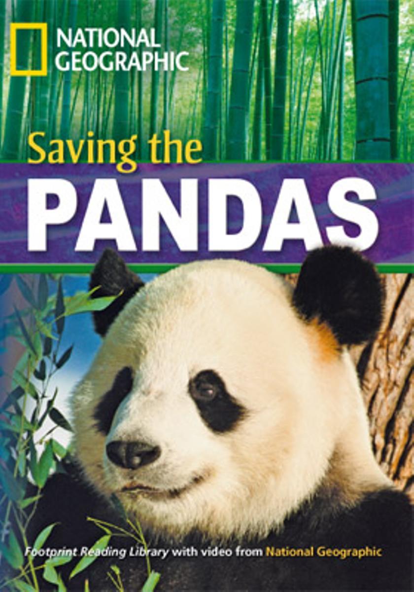 Footprint Reading Library 1600: Saving The Pandas bosch pws 850 125