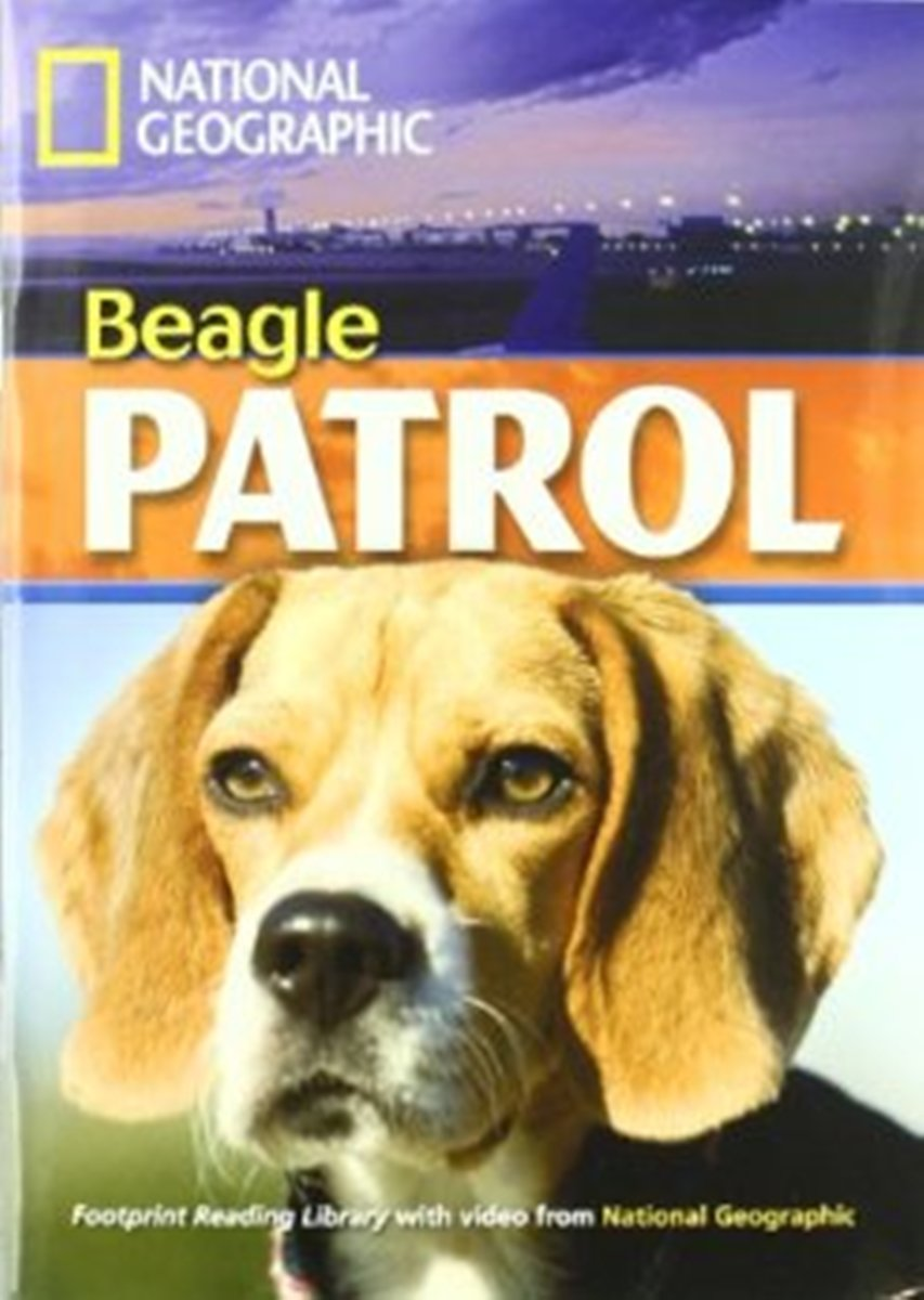 Footprint Reading Library 1900: B2: Beagle Patrol