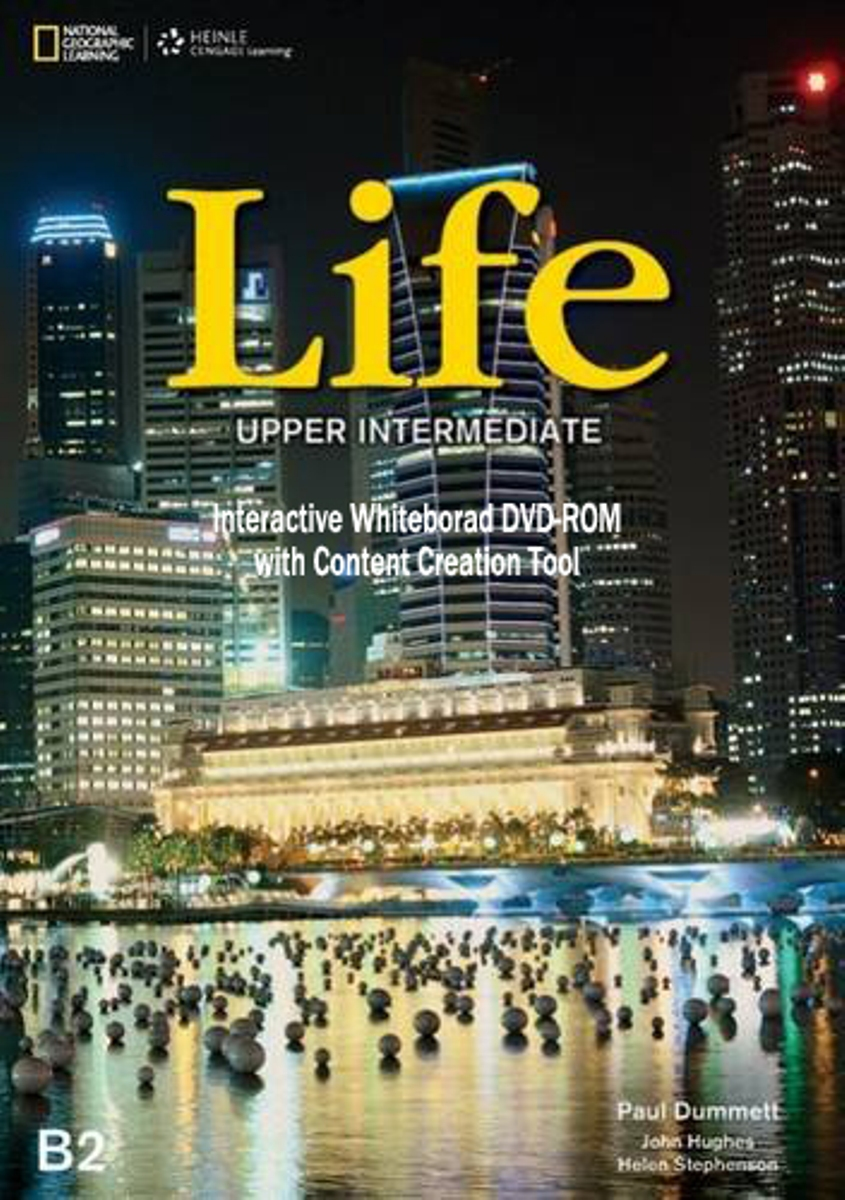 Life Upper Intermediate Interactive Whiteboard CD-ROM foolish lessons in life and love