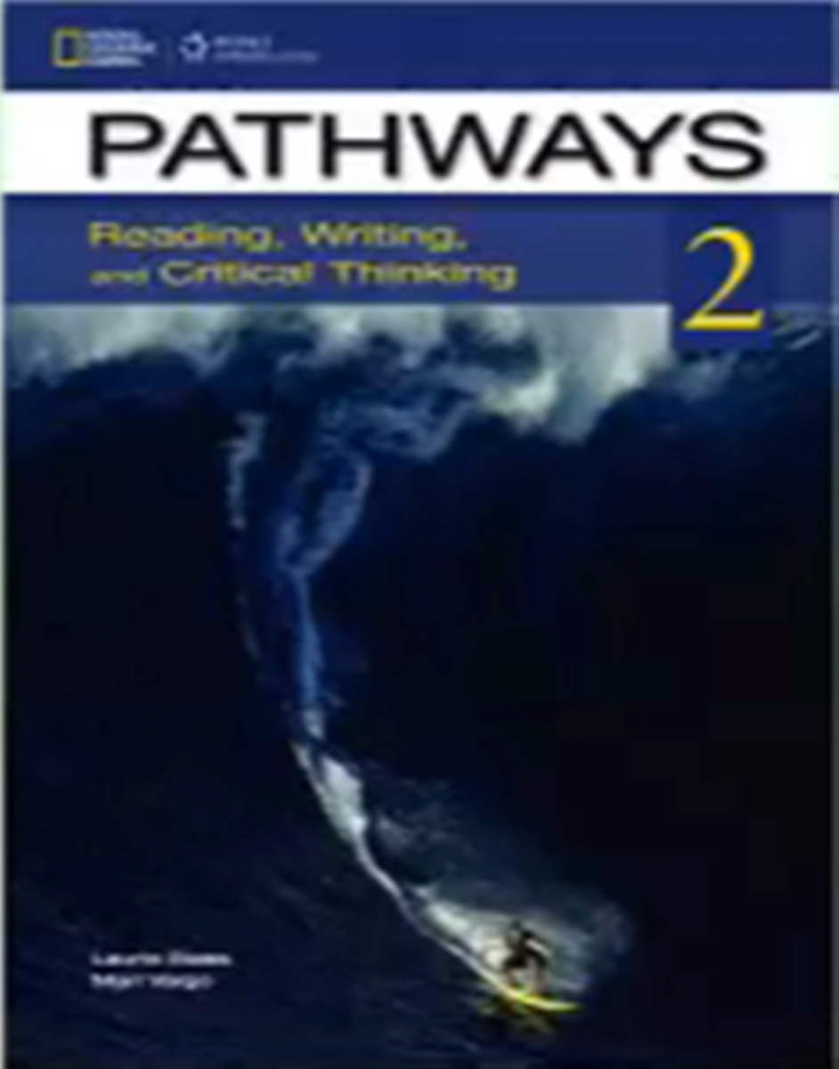 Pathways Reading and Writing 2 Student Book/Workbook Code longman academic writing series 1 sentences to paragraphs