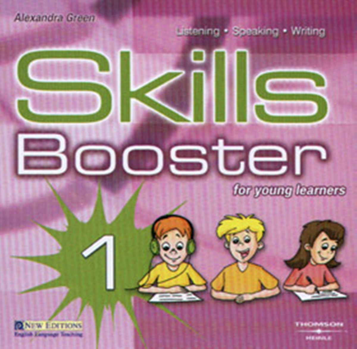 Skills Booster 1 Beginner Audio CD(x1) [Young Learner] cambridge english skills real listening and speaking level 4 with answers 2 cd