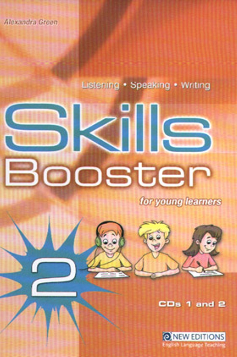 Skills Booster 2 Elementary Audio CD(x1) cambridge english skills real listening and speaking level 4 with answers 2 cd