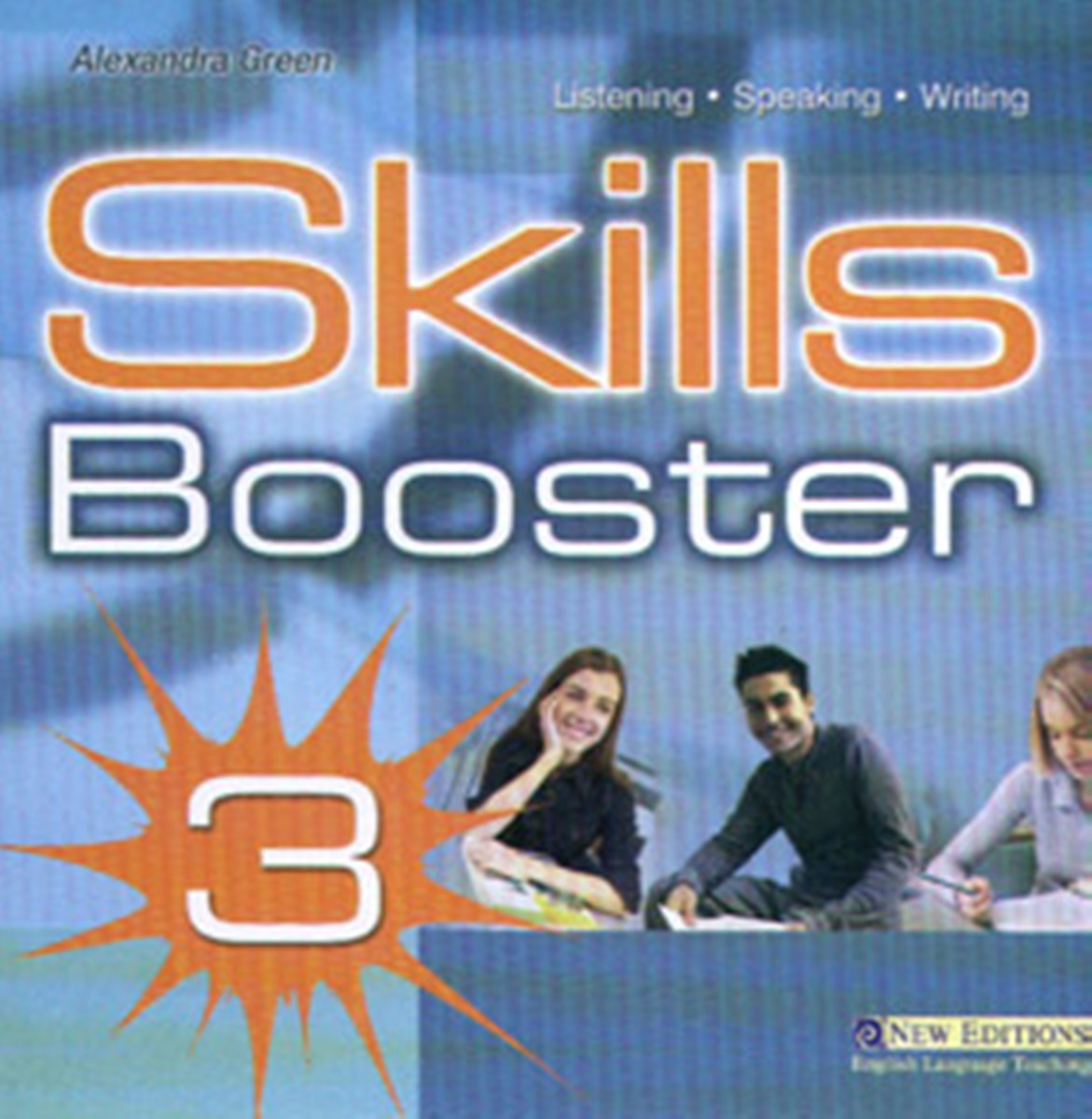 Skills Booster 3 Pre-Intermediate Audio CD(x1) [Teen] cambridge english skills real listening and speaking level 4 with answers 2 cd