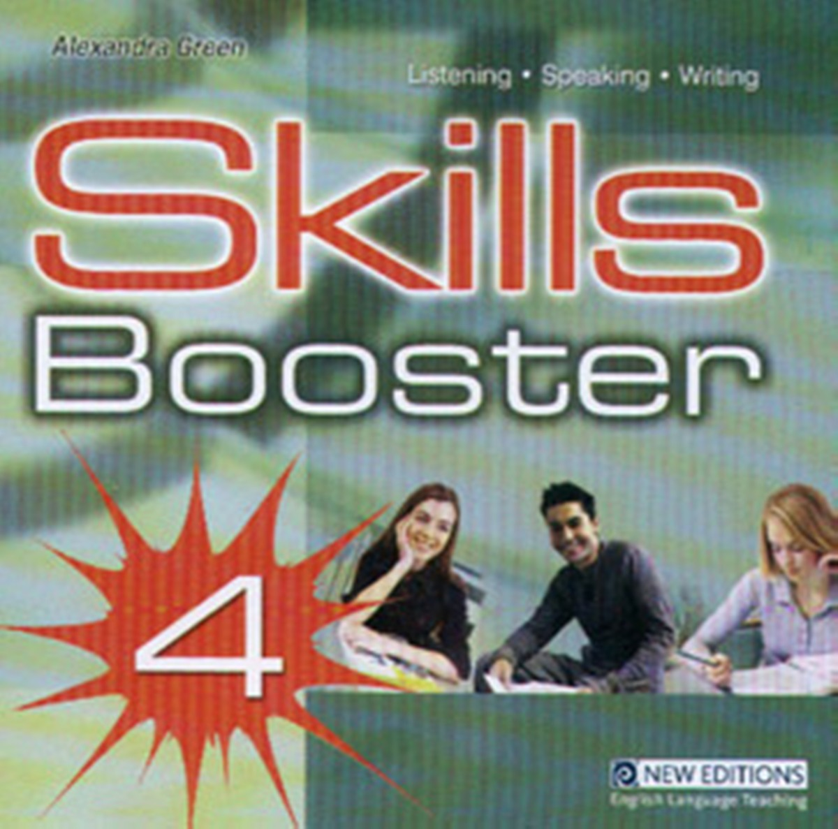 Skills Booster 4 Intermediate Audio CD(x1) [Teen] cambridge english skills real listening and speaking level 4 with answers 2 cd