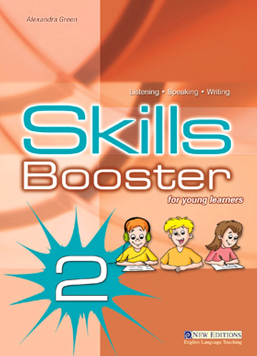 Skills Booster 2 Elementary Student's Book [Young Learner] cambridge english skills real listening and speaking level 4 with answers 2 cd