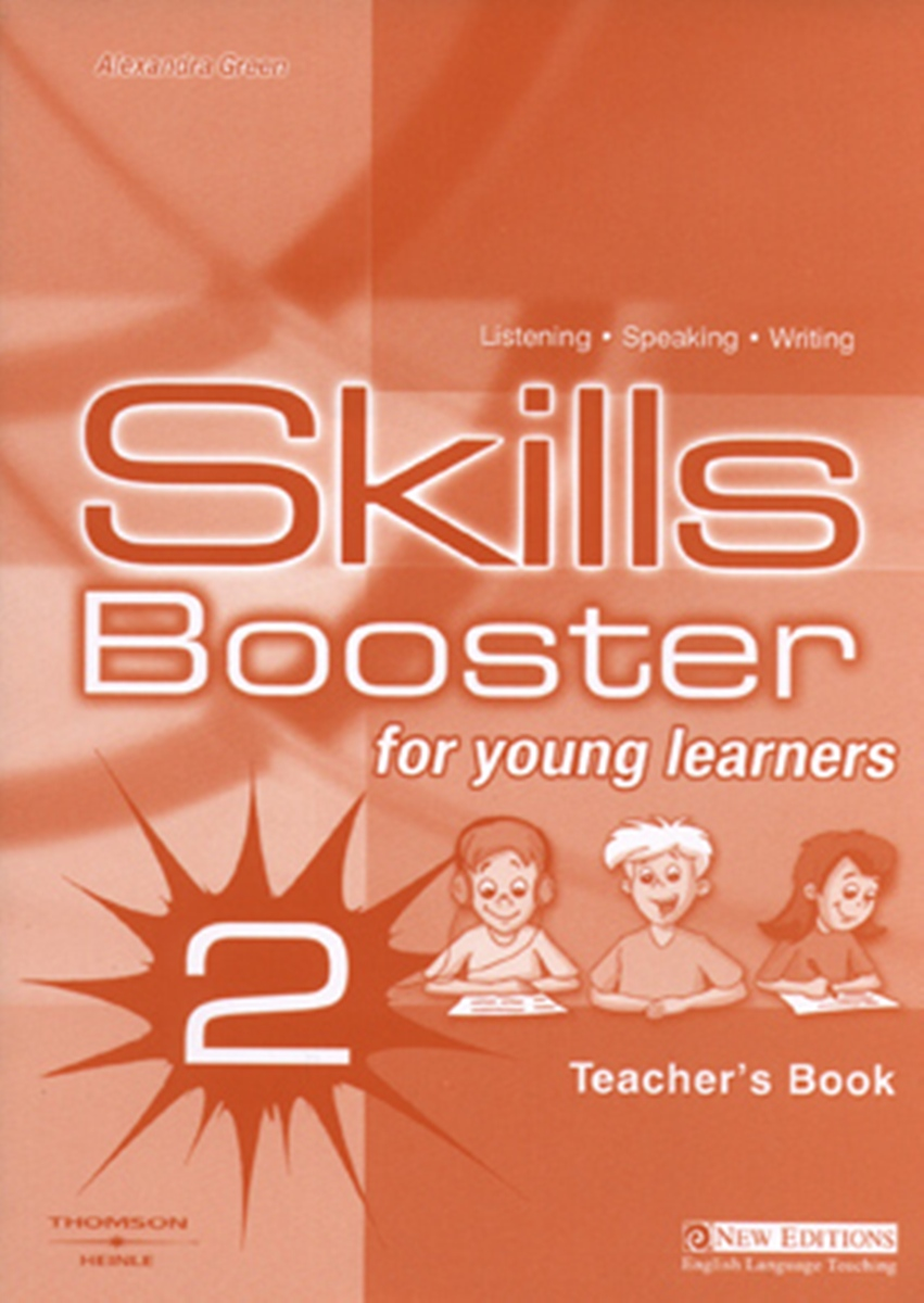 Skills Booster 2 Elementary Teacher's Book [Young Learner] cambridge english skills real listening and speaking level 4 with answers 2 cd