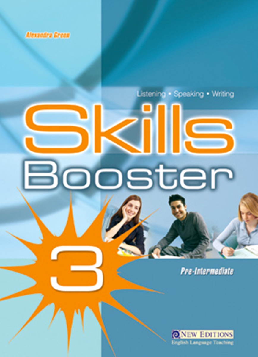 Skills Booster 3 Pre-Intermediate Student's Book [Teen] cambridge english skills real listening and speaking level 4 with answers 2 cd