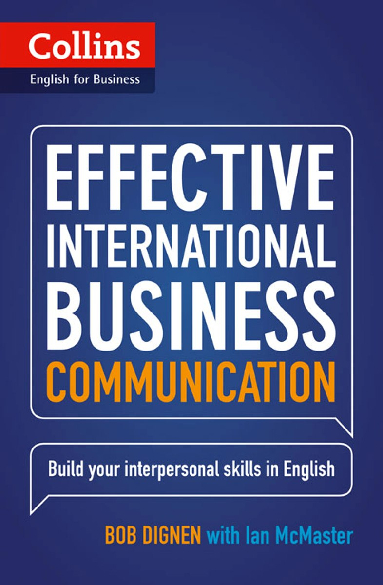 Collins Effective Business Communication mastering business communication macmillan master series business
