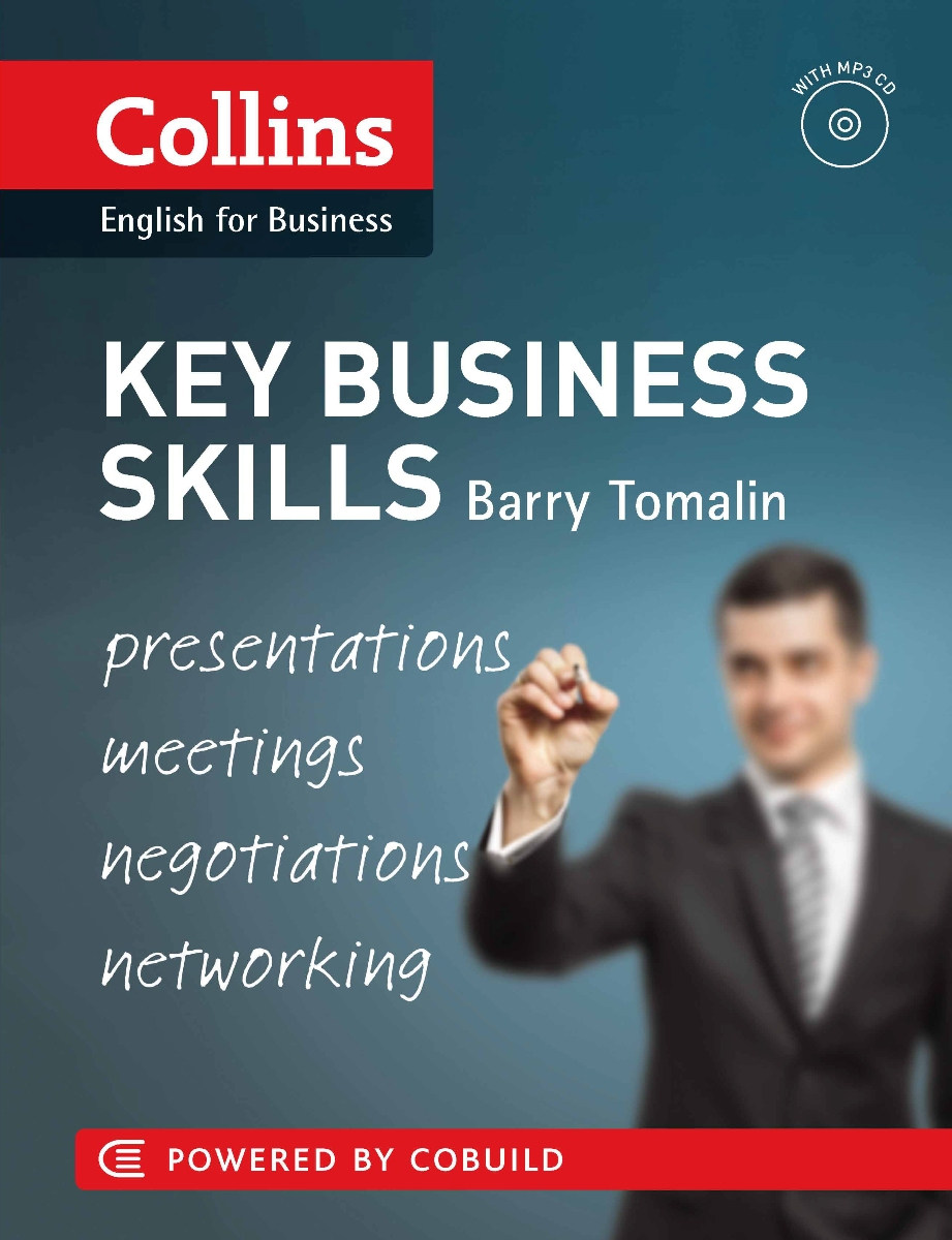 Collins Key Business Skills (+ CD-ROM) study skills in english аудиокнига cd