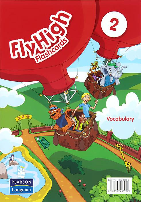 Fly High 2: Vocabulary: Flashcards (набор из 134 карточек) футболка на заказ со своей картинкой