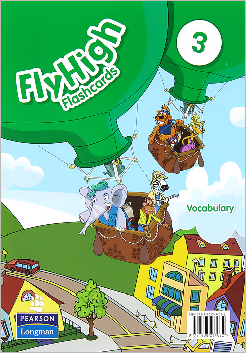 Fly High 3: Vocabulary Flashcards a fly went by