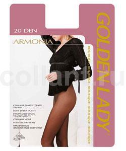 Колготки женские Golden Lady Armonia 20, цвет: натуральный. Размер 5Armonia 20Тончайшие прозрачные эластичные колготки Golden Lady Armonia 20 без штанишек, с комфортным швом и гигиеничной ластовицей.Уважаемые клиентыОбращаем ваше внимание на возможные изменения в дизайне упаковки. Поставка осуществляется в зависимости от наличия на складе.