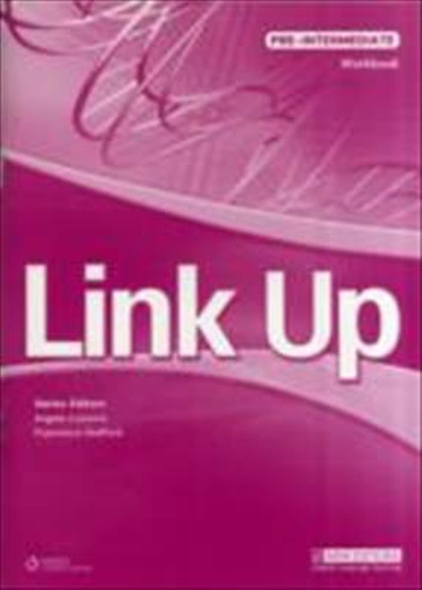 Link Up Pre-Intermediate Workbook mackie g link intermediate wook book