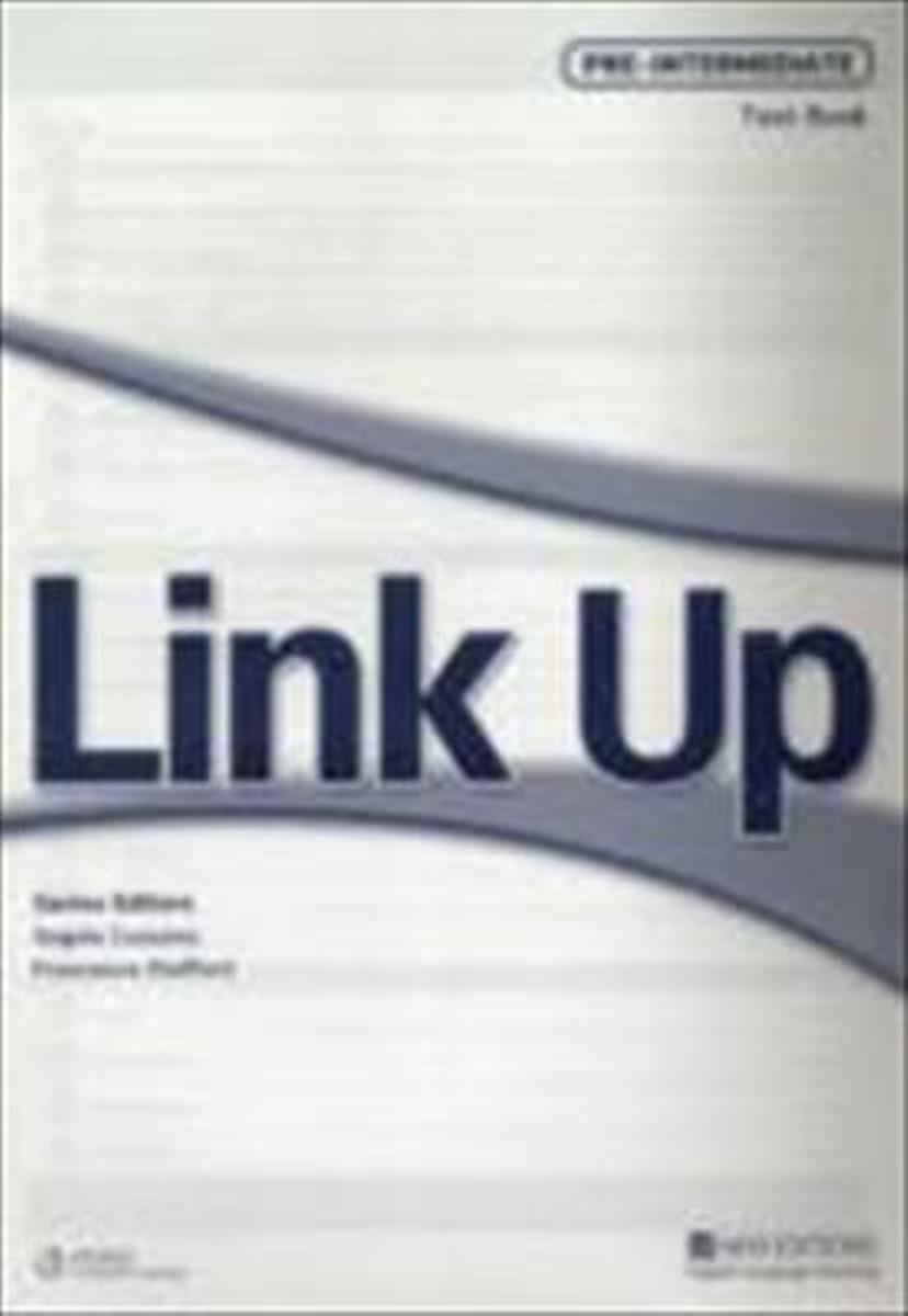 Link Up Pre-Intermediate Tests mackie g link intermediate wook book
