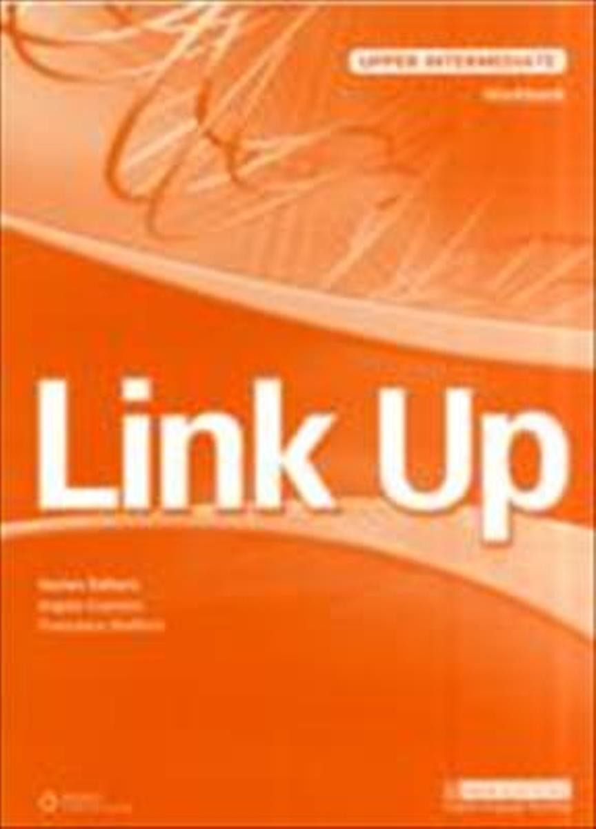 Link Up Upper-Intermediate Workbook mackie g link intermediate wook book