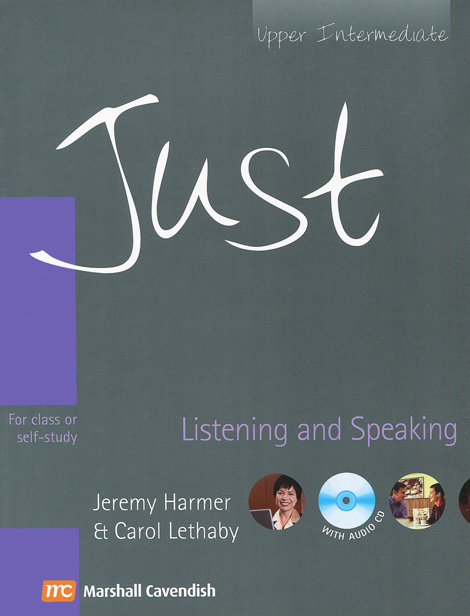 Just: Listening And Speaking: Upper Intermediate (+ CD) get wise mastering grammar skills mastering math skills mastering vocabulary skills mastering writing skills