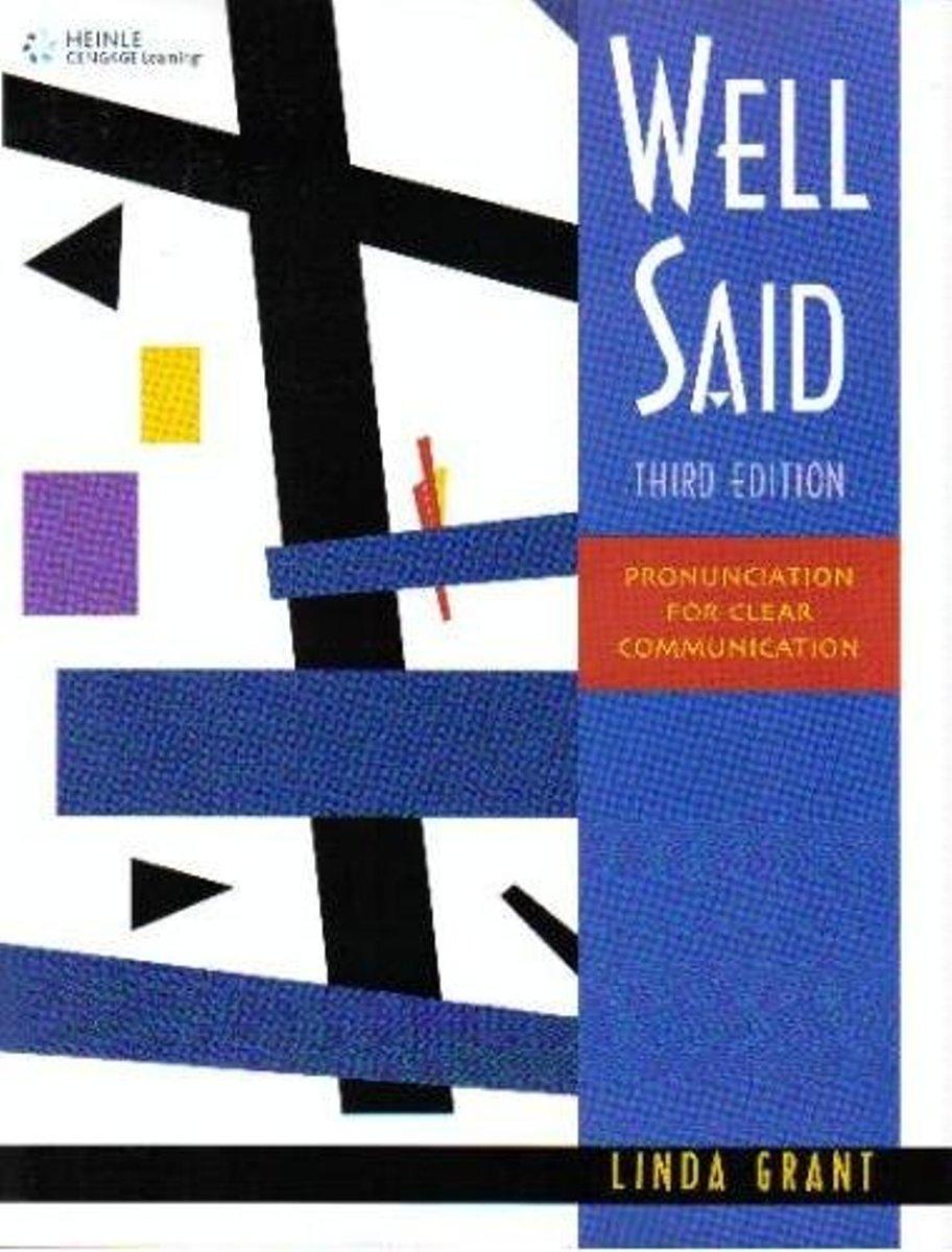 Well Said Student's Book 3E delta teacher development series the pronunciation book