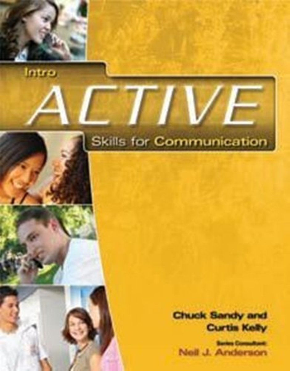 Active Skills for Communication Intro Student's Book [with Audio CD(x1)] intro vr x1 w