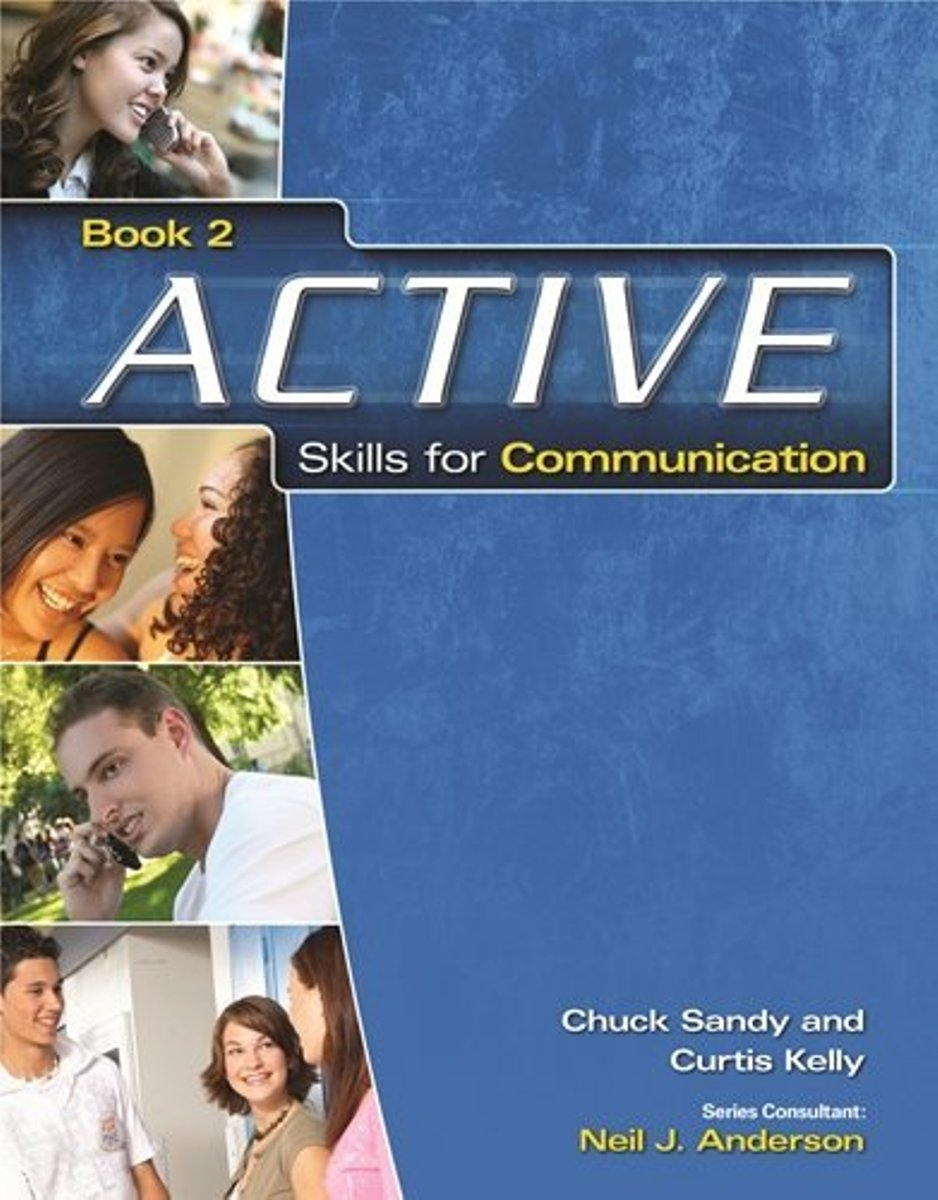 Active Skills for Communication 2 Student's Book [with Audio CD(x1)] brown s smith d active listening second edition student s book 2 cd