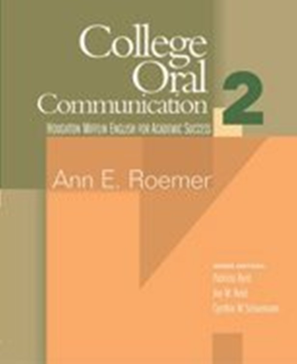 College Oral Communication 2 [Book with Audio CD(x2)] jojo 2 students book cd