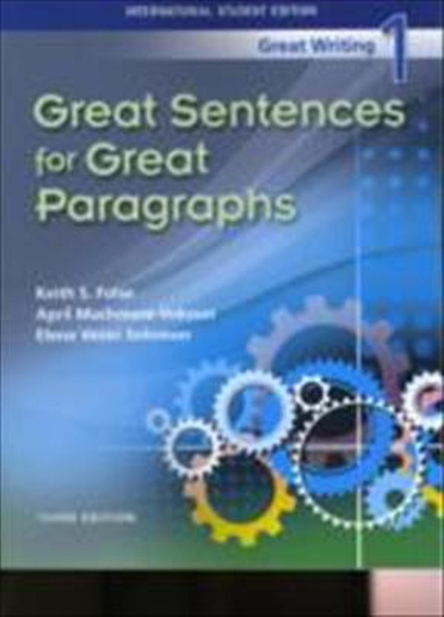 Great Writing 1 Great Sentences Student's Book 3e