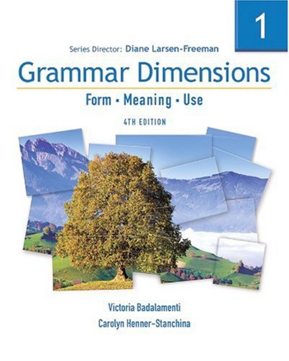 Grammar Dimensions 1 Student's Book ISE hashemi l thomas b cambridge english grammar for pet grammar reference and practice