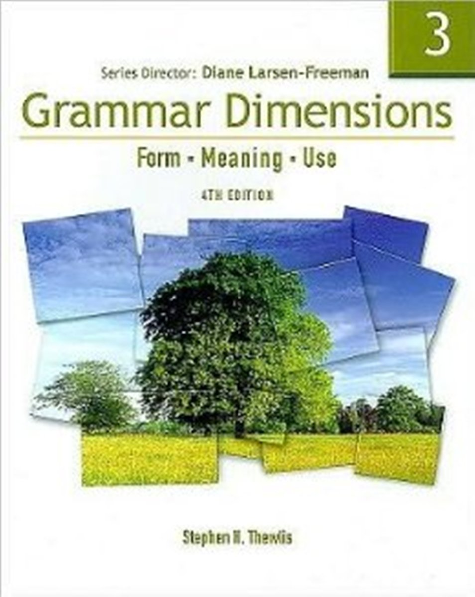 Grammar Dimensions 3 Student's Book (with Infotrac) ISE dimensions скалистый берег москва