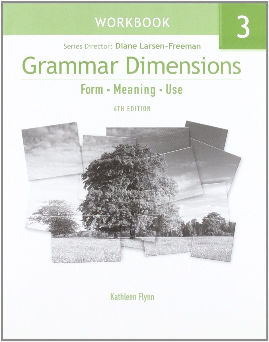 Grammar Dimensions 3 Workbook цветкова татьяна константиновна english grammar practice учебное пособие