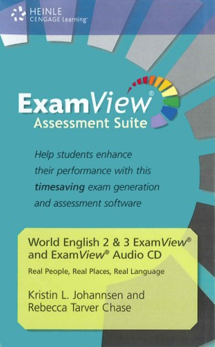 World English 2-3 ExamView CD-ROM(x1) english world 3 pupil s book cd ebook