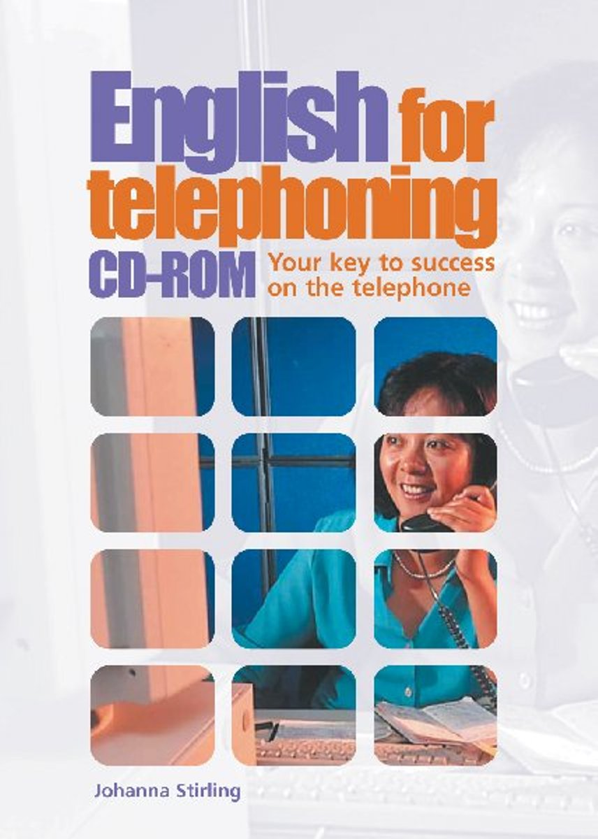 English for Telephoning CD-ROM (single user) networking in english cd rom
