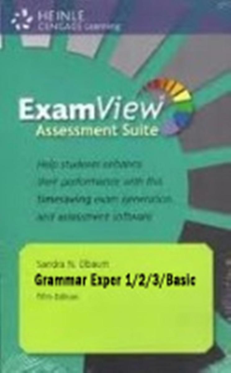 Grammar Expert Basic/1/2/3 ExamView CD-ROM(x1)