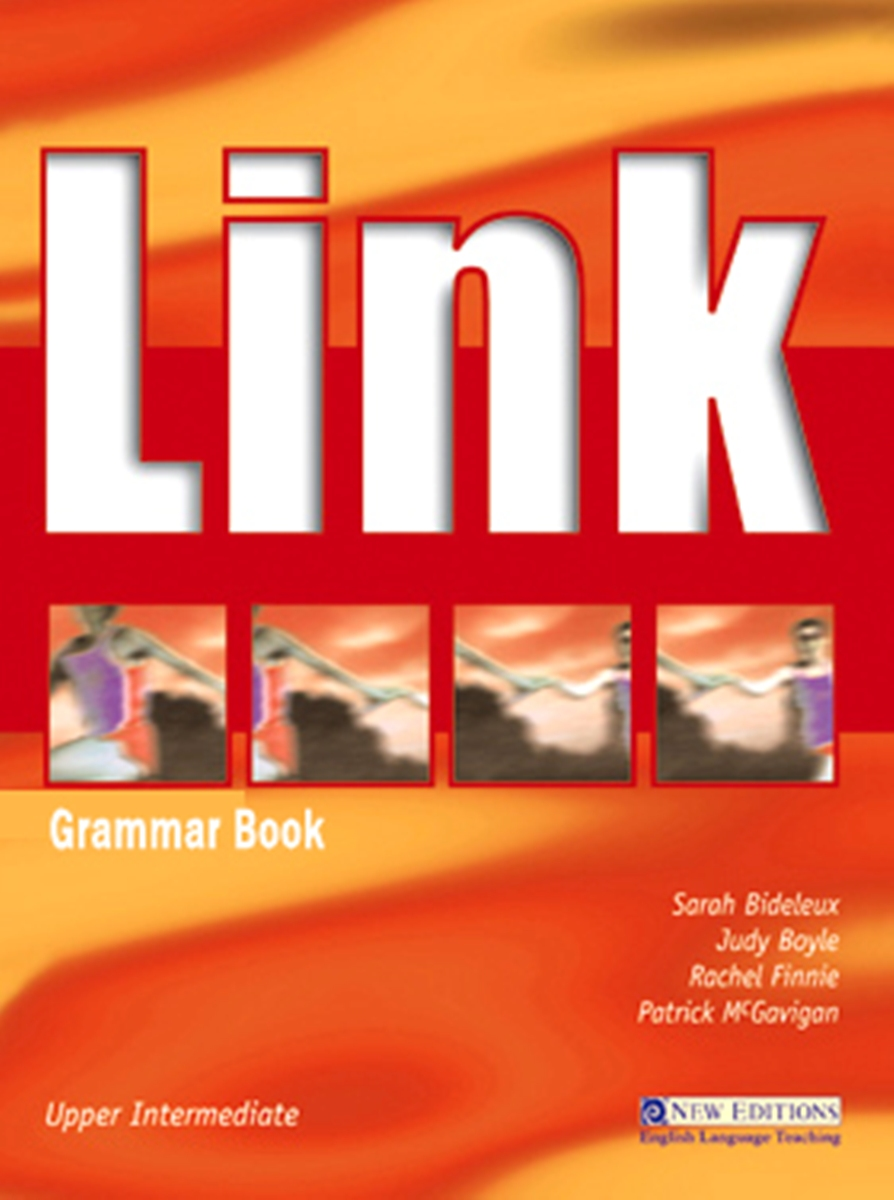 Link Grammar Upper-Intermediate Student's Book mackie g link intermediate wook book