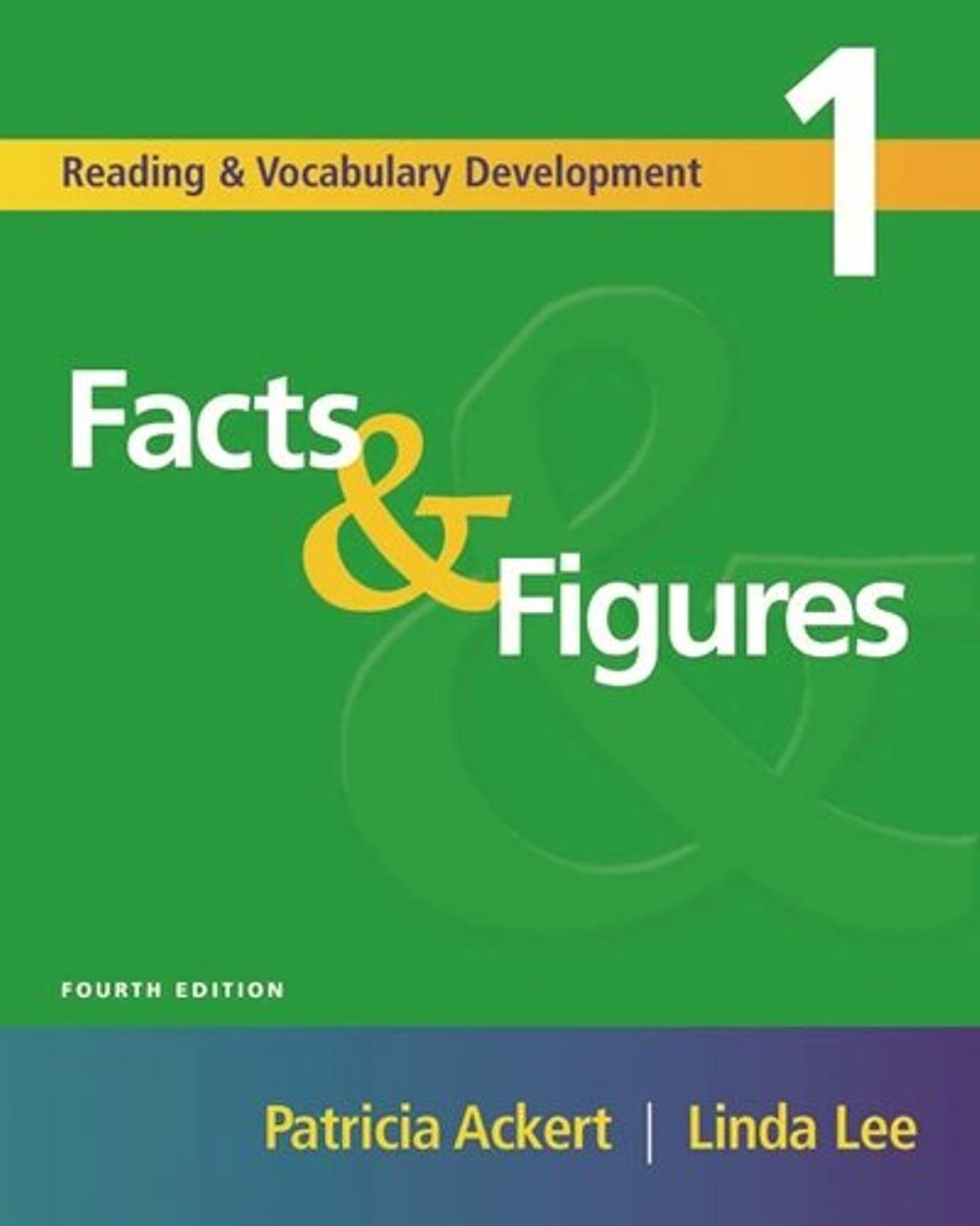 Reasing Development Series 1: Facts & Figures 4E - Student's Book (ISE) get wise mastering vocabulary skills get wise mastering vocabulary skills