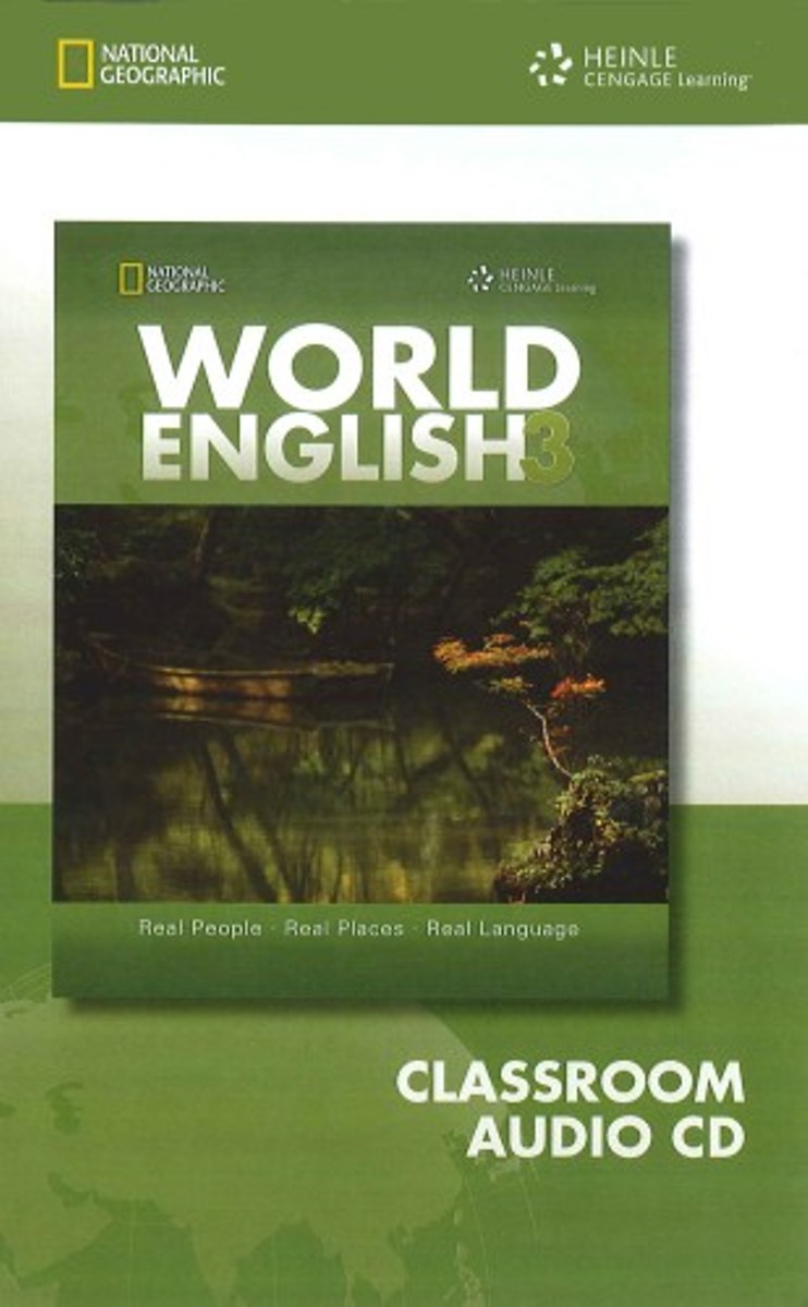 World English 3 Class Audio CD(x1) english world 3 pupil s book cd ebook
