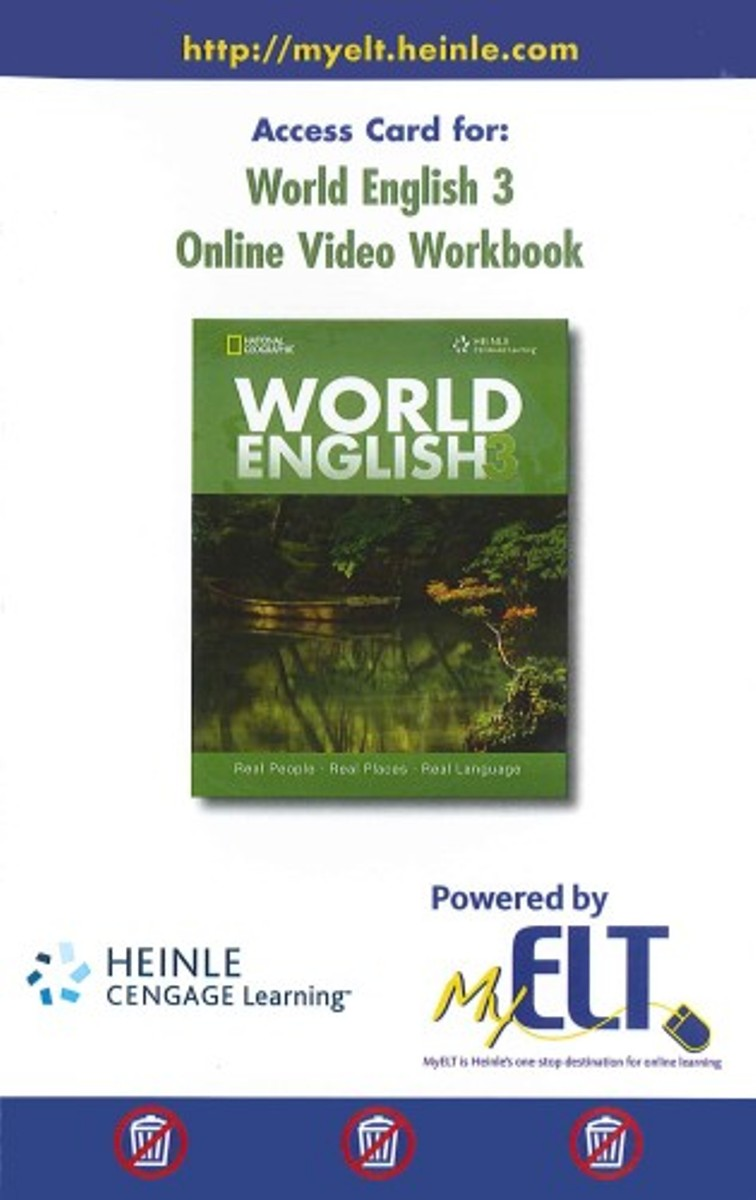 World English 3 Online Video Workbook english world workbook 1