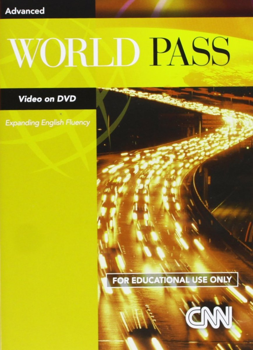 World Pass Advanced (DVD) speaking activities