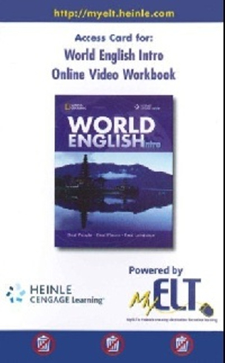 World English Intro Online Video Workbook english world workbook 1