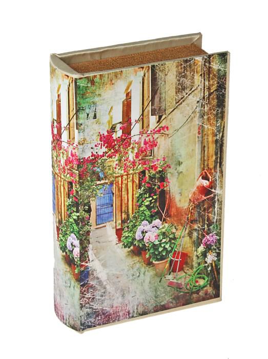 Шкатулка-книга Оранжерея шкатулки magic home шкатулка дождь в париже