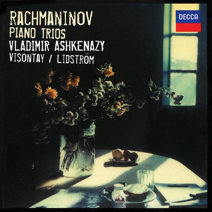 Vladimir Ashkenazy. Rachmaninov. Piano Trios