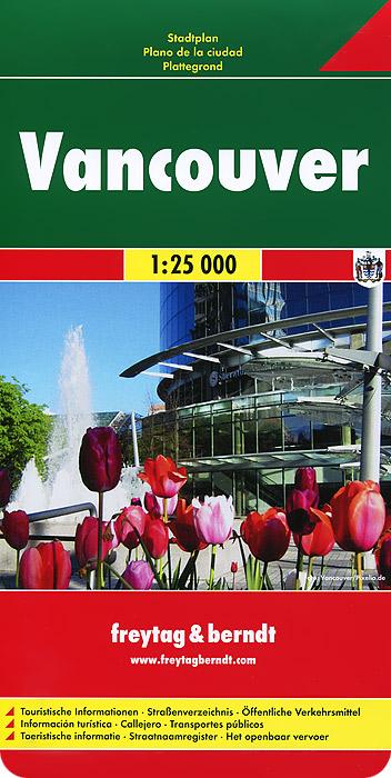 Vancouver: Stadtplan riesenplan wien stadtplan