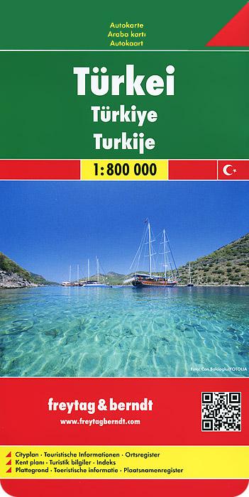 Turkei: Autokarte стоян денчев образовательная информационная среда от аккредитованной квалификации к сертифицированным умениям