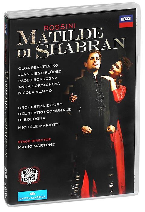 Michele Mariotti, Rossini: Matilde Di Shabran, Neapolitan Version, 1821 (2 DVD) juan diego florez bogotá