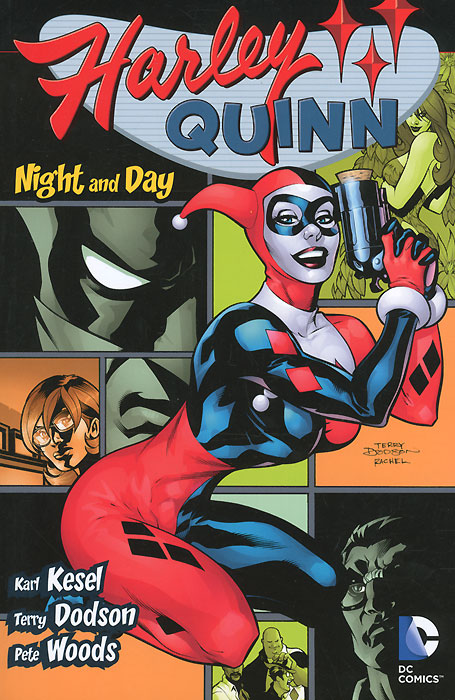 Harley Quinn: Night and Day battling unbelief