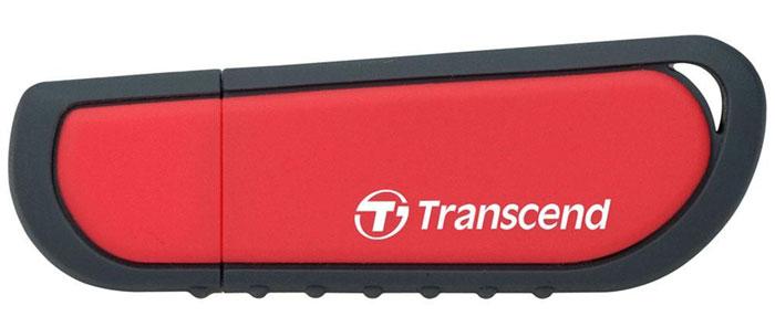Transcend JetFlash V70 16GBTS16GJFV70Флэш накопитель Transcend JetFlash V70 в ударозащищённом силиконовом корпусе сохранит Вашу информацию любых условиях!