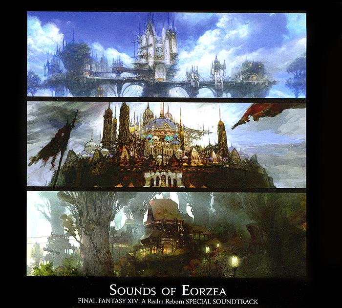 Final Fantasy XIV:  A Realm Reborn.  Collector's Edition Square Enix